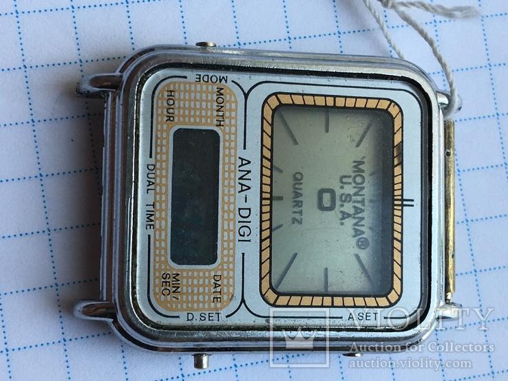 Часы Монтана электронные, фото №3