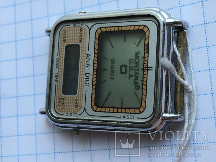 Часы Монтана электронные, фото №6