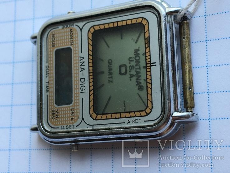 Часы Монтана электронные, фото №7