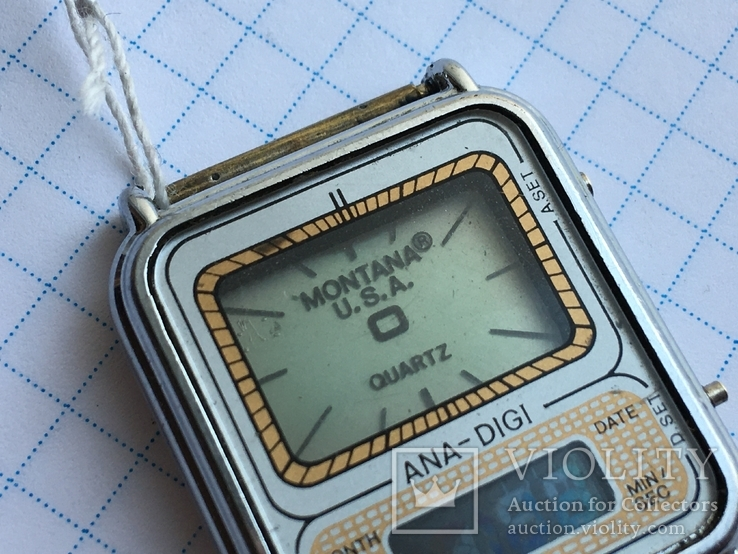 Часы Монтана электронные, фото №10
