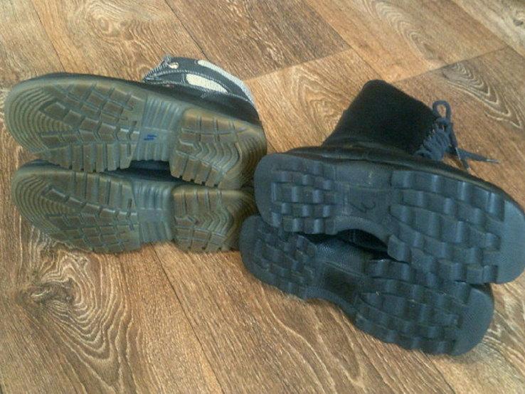 Защитные походные ботинки(2 шт.) разм.39, фото №4