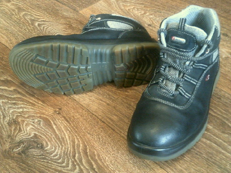 Защитные походные ботинки(2 шт.) разм.39, фото №5