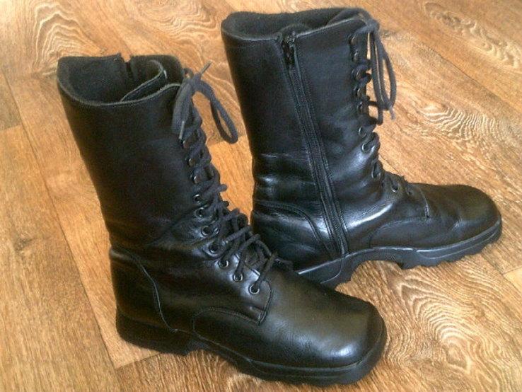 Защитные походные ботинки(2 шт.) разм.39, фото №10