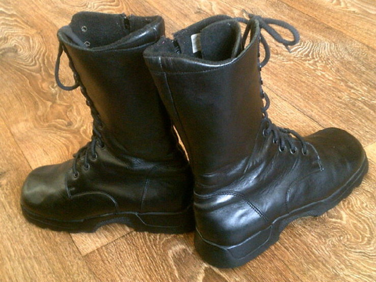 Защитные походные ботинки(2 шт.) разм.39, фото №12