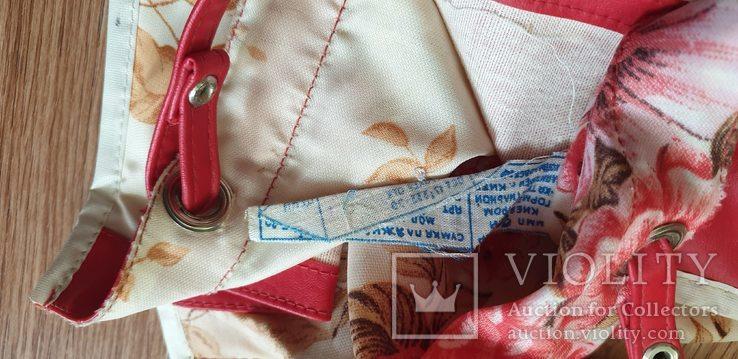 Пляжная сумка СССР новая, фото №4