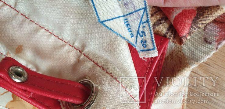 Пляжная сумка СССР новая, фото №6