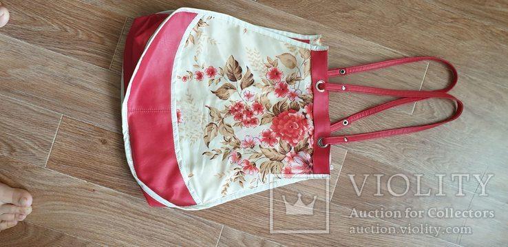 Пляжная сумка СССР новая, фото №7