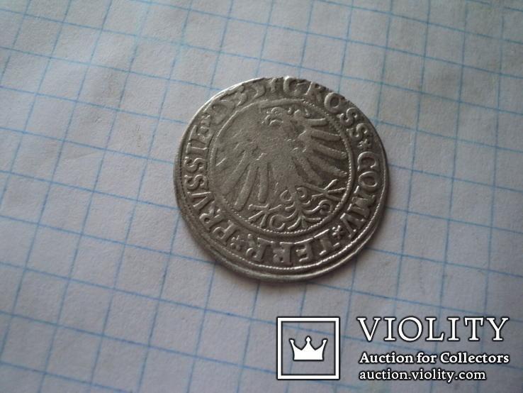 Грош 1535 г, фото №5