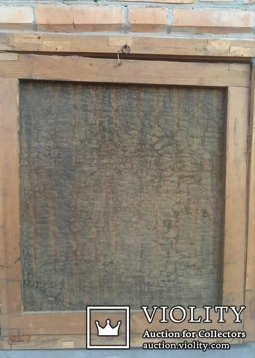 Икона Святых храмовая 78см * 72см, фото №5