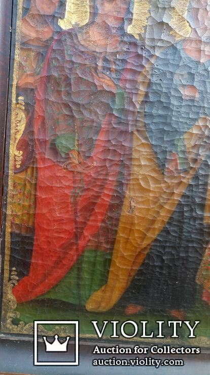 Икона Святых храмовая 78см * 72см, фото №12