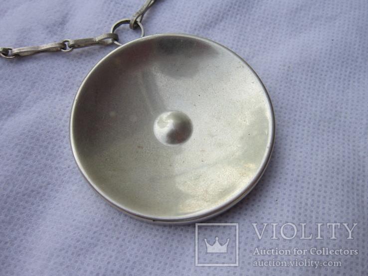 Ожерелья из серебра, фото №5