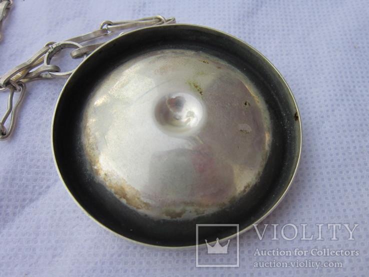 Ожерелья из серебра, фото №6