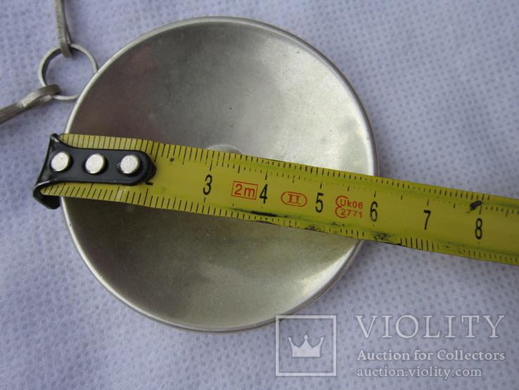 Ожерелья из серебра, фото №8