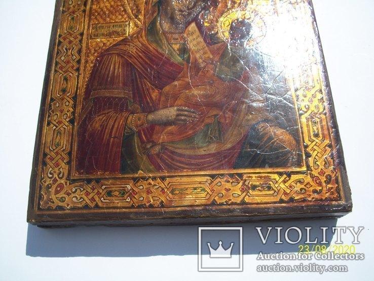 Икона Богородицы Утоли мои печали, фото №4