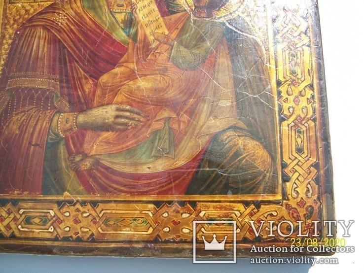 Икона Богородицы Утоли мои печали, фото №6