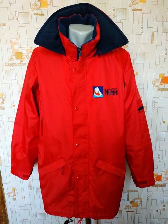 Куртка. Ветровка мощная BERING нейлон p-p М(ближе к L)