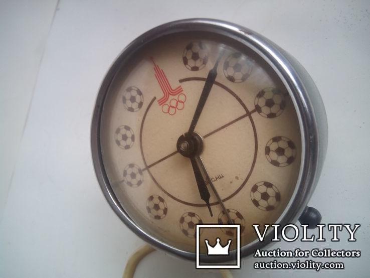 Часы будильник Севани Олимпиада +бонус, фото №6