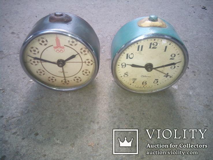 Часы будильник Севани Олимпиада +бонус, фото №7