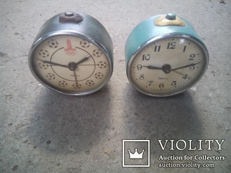 Часы будильник Севани Олимпиада +бонус, фото №8