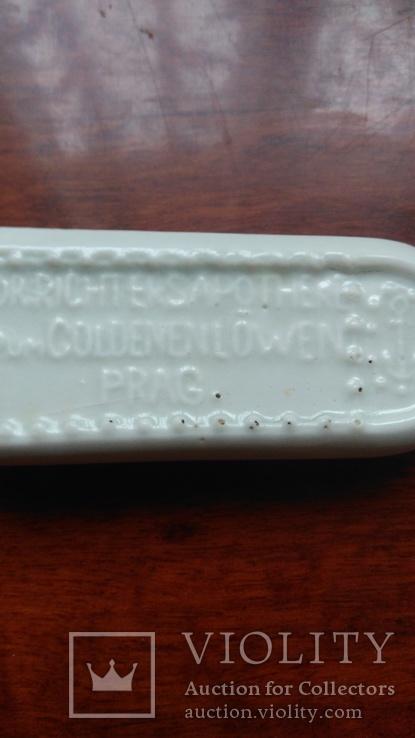 Старинная фармакологическая бутылочка, фото №5