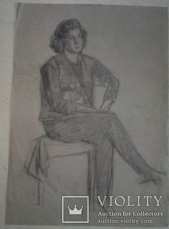 Девушка ., фото №3