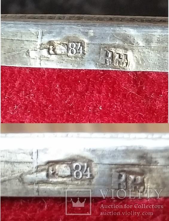 Іконка Казанська Богоматір, 84, 6,8х5,6 см, 1908-1917рр., фото №8