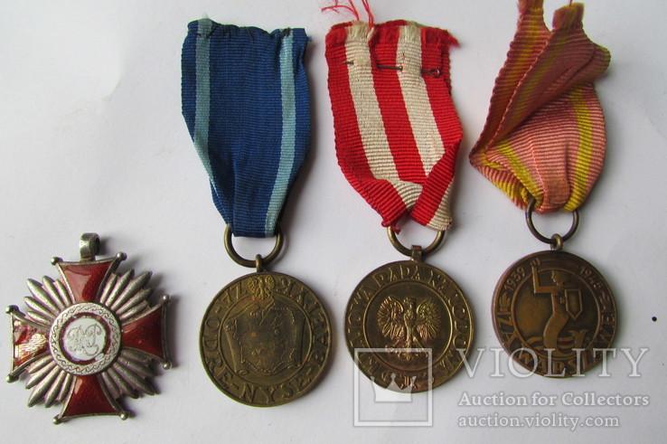 Польские военные награды