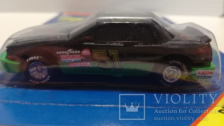 Matchbox days of thunder #51 Mello Yello 1990 China, фото №5