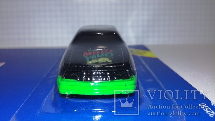 Matchbox days of thunder #51 Mello Yello 1990 China, фото №6