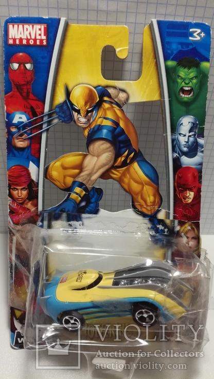 Majorette Wolverine (X-Men) 2006 China, фото №2