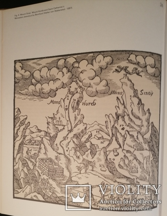 Книга про Синай, Бено Ротенберг Хельфрід Вайер, На Англійській 1979р., фото №9