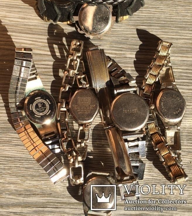 Женские часы разных производителей на запчасти, фото №5