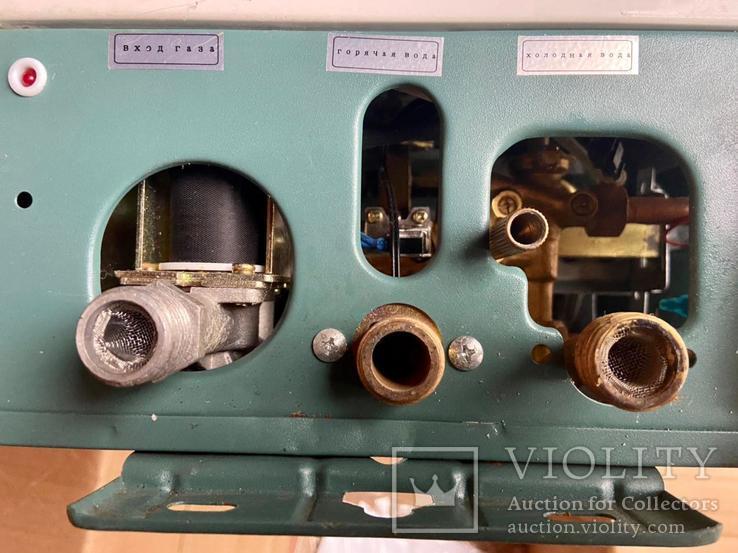 Газовая колонка ИСКРА, фото №4