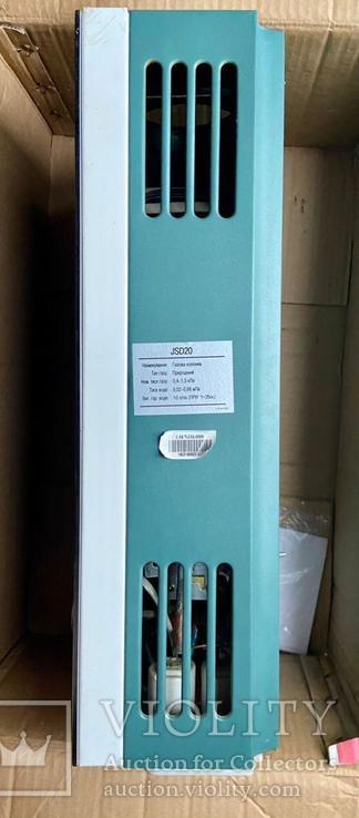 Газовая колонка ИСКРА, фото №9