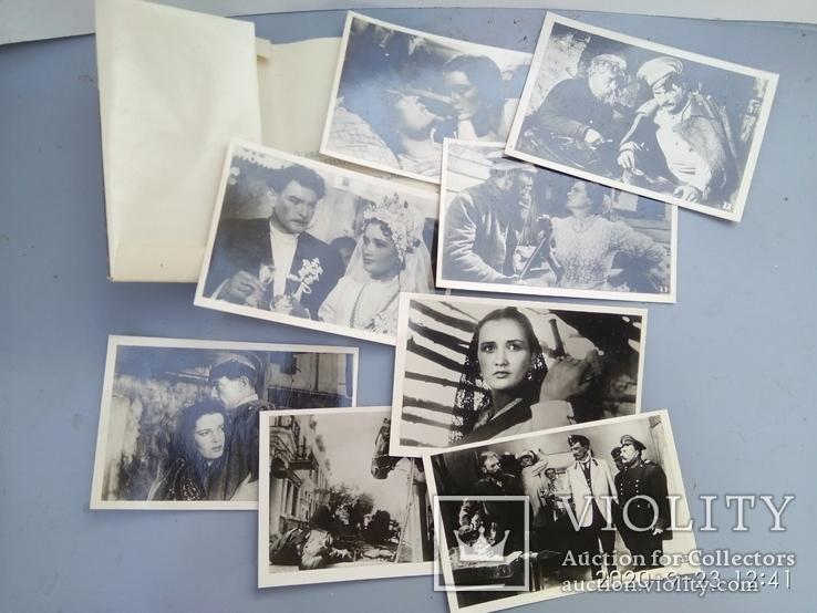 Фотографии артистов , фильмы 1957 г, фото №12