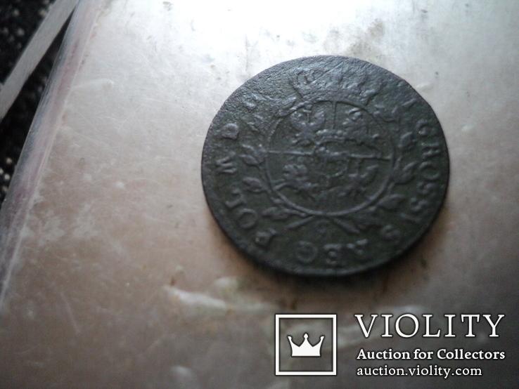 Грош 1765, фото №7