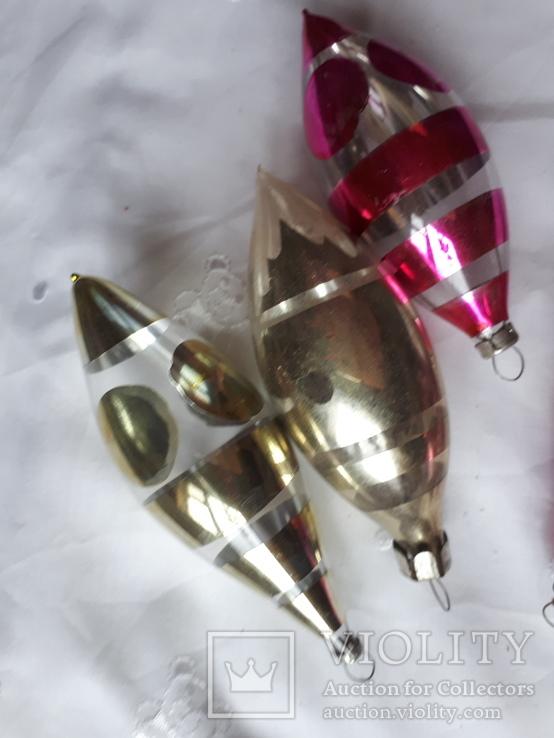 Елочные игрушки глинка, фото №4