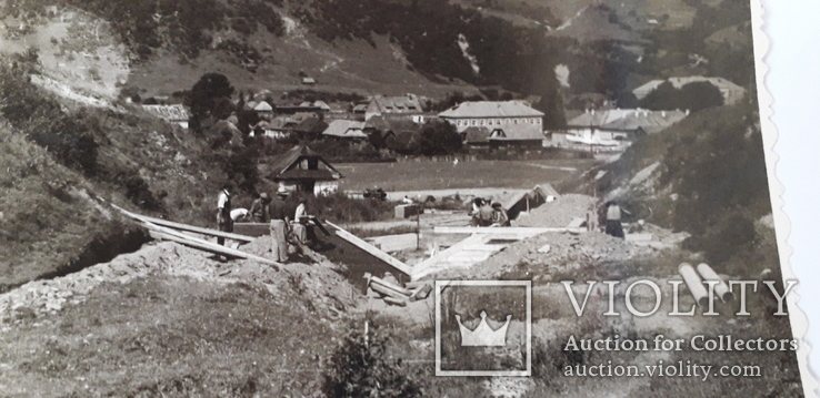 """Фотография """"Строительство в горах"""" (11.5*8), фото №5"""