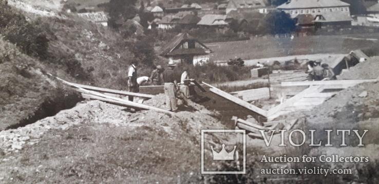 """Фотография """"Строительство в горах"""" (11.5*8), фото №6"""