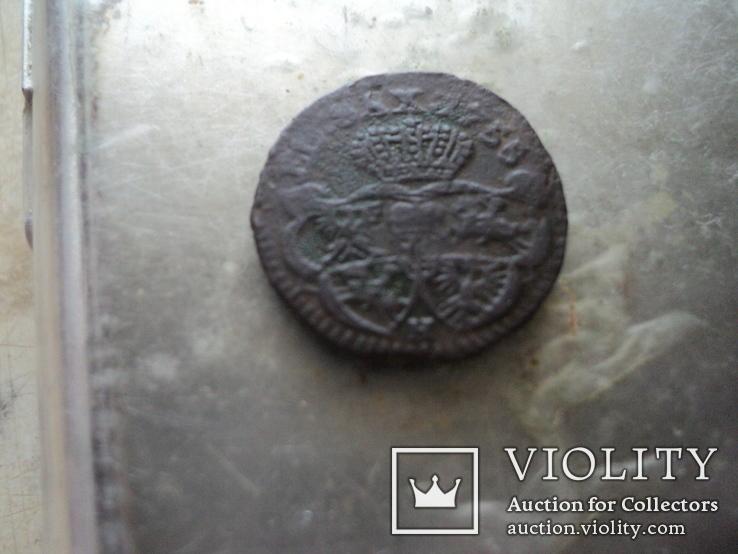 Грош 1755 г, фото №5