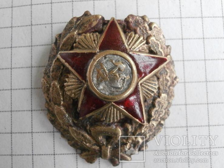 Знак Красного командира. РККА. Копия, фото №2