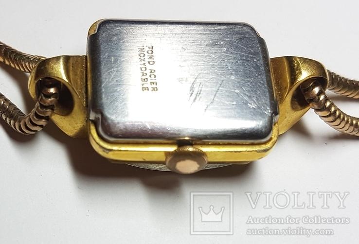 REX swiss made. 10 microns. 1930-е гг, фото №7