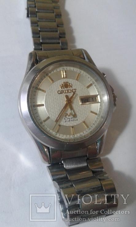 Часы наручные Ориент.