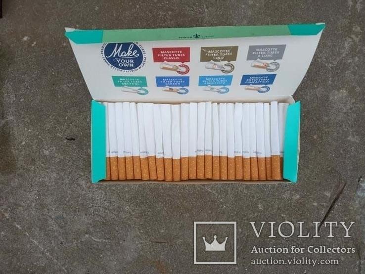 Машинка для виробництва сигарет + гільзи, фото №2