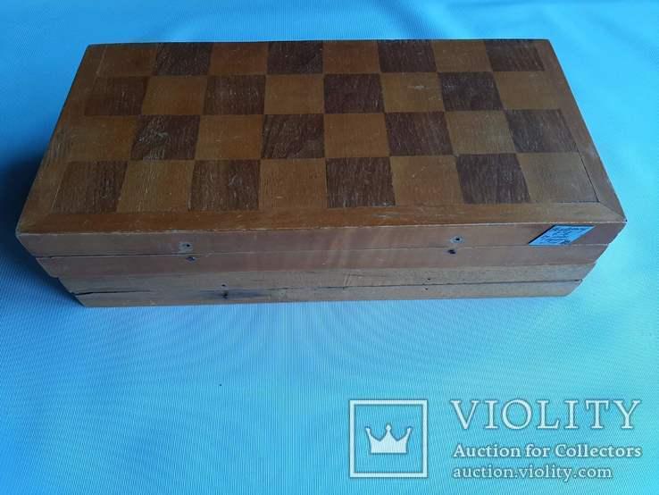 Две шахматные доски., фото №5