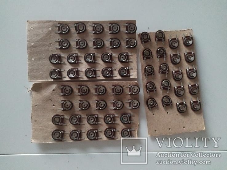 Резистори 3 упаковки, фото №2