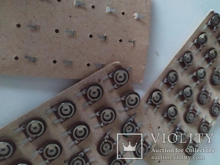 Резистори 3 упаковки, фото №3