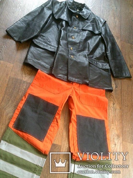 Защитный плащ + штаны, фото №3
