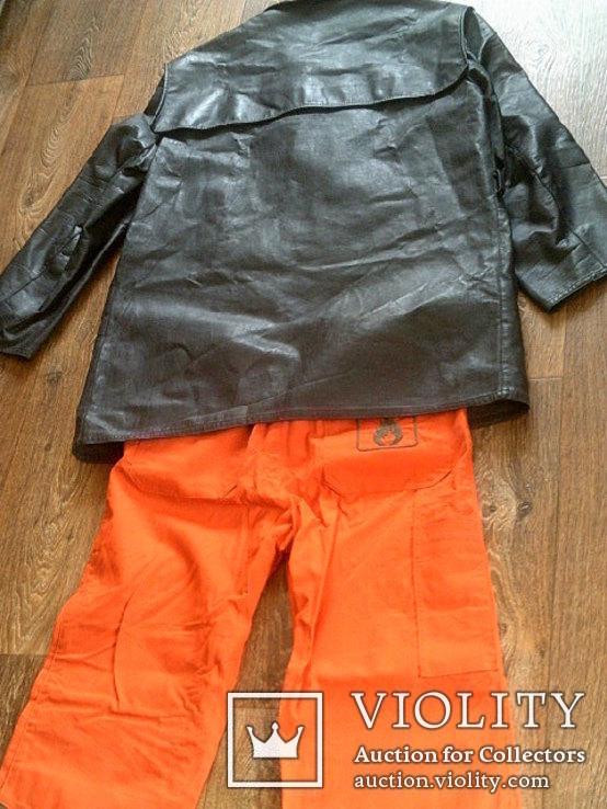Защитный плащ + штаны, фото №4