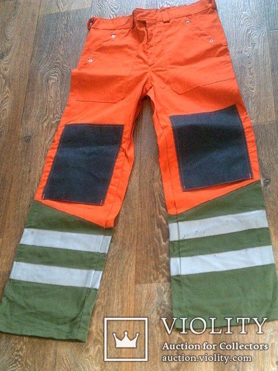 Защитный плащ + штаны, фото №10